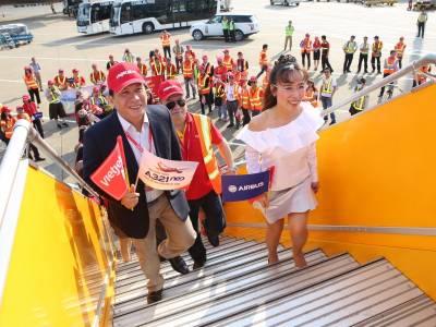 Vietjet nhận tàu bay A321neo thế hệ mới đầu tiên tại khu vực Đông Nam Á