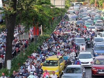 Thủ tướng đồng ý cho TP.HCM xây 2 cầu vượt giảm ùn tắc giao thông