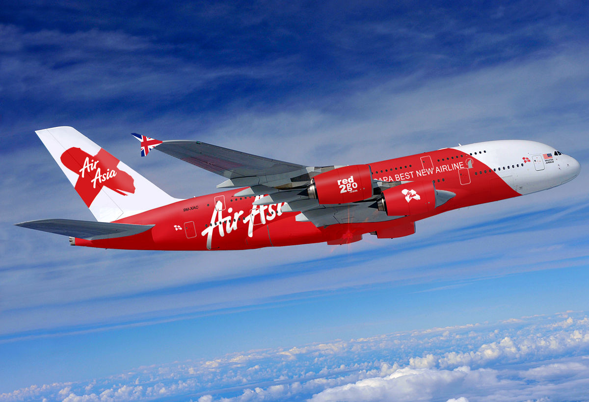 ve may bay air asia gia re